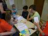 Druženje prvošolcev z osmošolci